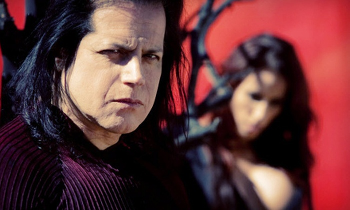 "The 25th Anniversary of Danzig Plus Danzig with Doyle and Special Guests - Universal City: $12.50 to See The 25th Anniversary of ""Danzig"" with Doyle at Gibson Amphitheatre on Friday, August 30 (Up to $34 Value)"