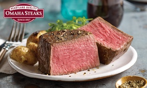 Omaha Steaks: Summer Barbecue Meat Combos from Omaha Steaks (Up to 69% Off). Three Options Available.
