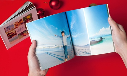 40-Page Custom Photo Book from Photobook America (Up to 88% Off). Four Options Available.