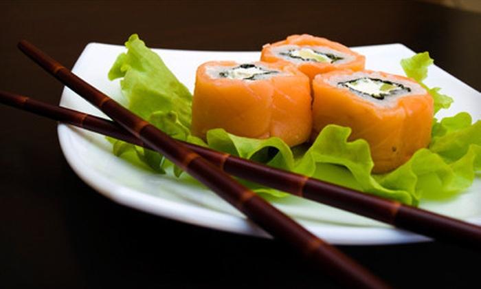 Hikari Japanese Restaurant - City Centre: $15 for $30 Worth of Japanese Cuisine for Dinner at Hikari Japanese Restaurant