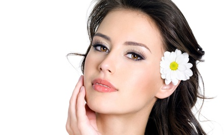 $75 for a Diamond Microdermabrasion with Peel and Neutralizer at Elite Skincare at Aesthetic KC ($150 Value)