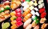Wertgutschein Sushi & Asia Food