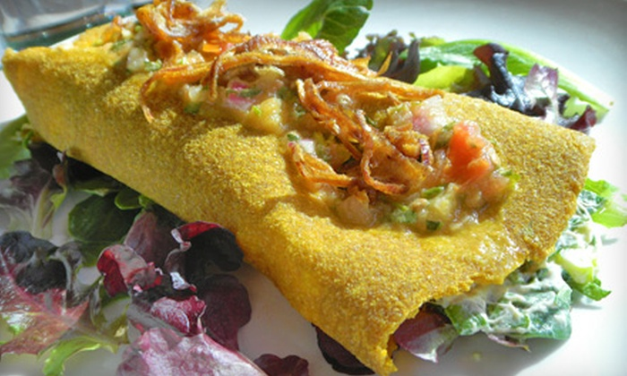 Quintessence - East Village: Raw Vegan Cuisine at Quintessence (45% Off). Two Options Available.