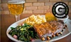 Brickhouse BBQ - Downtown Madison: $15 for $30 Worth of Barbecue at Brickhouse BBQ