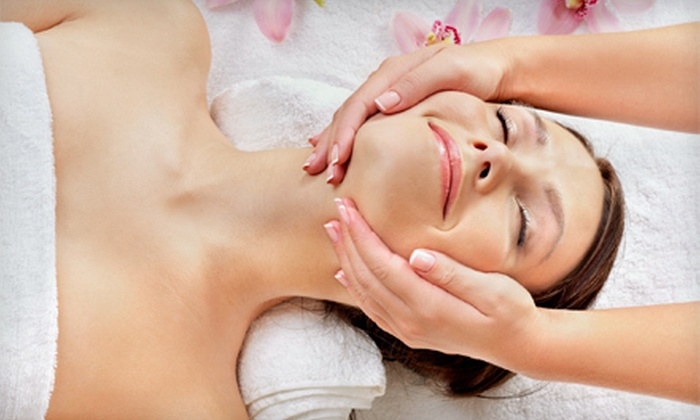 Imagine Spa & Fitness - Deer Park: Deep-Pore-Cleansing Facial or Rejuvenating Facial at Imagine Spa & Fitness (Up to 64% Off)