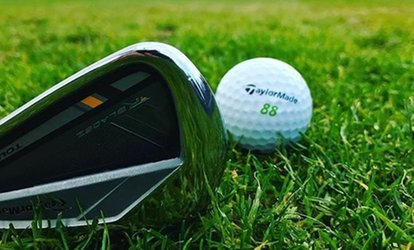 Up to 53% Off Buckets of Golf Balls at Pacific Golf Centers