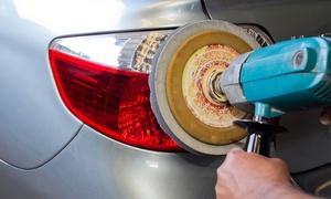 Cms Talleres: Pulido de los faros delanteros del coche por 15,95 € y con aplicación de líquido protector por 19,95 €