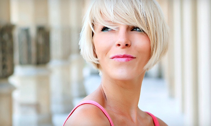 SkyBox Hair Cuts - South End: $14 for $25 Worth of Women's Haircuts at SkyBox Hair Cuts