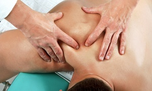 Zock Family Chiropractic: Evaluation and One or Two 60-Minute Swedish or Deep-Tissue Massages at Zock Family Chiropractic (Up to 79% Off)