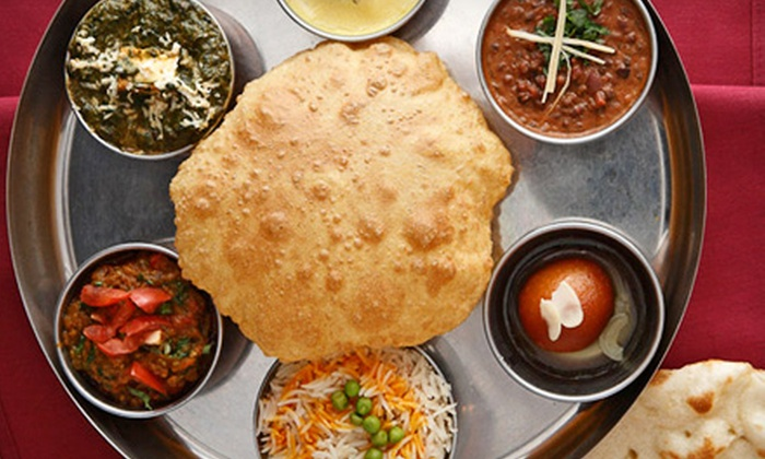 Curry Mantra 1 - Fairfax: $20 for $40 Worth of Indian Food at Curry Mantra 1
