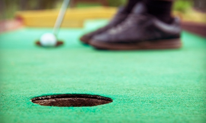 Huntingdon Hills Miniature Golf - North Huntingdon: Two, Four, or Six Rounds at Huntingdon Hills Miniature Golf in North Huntingdon (Up to 53% Off)