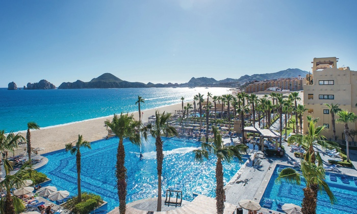 3 Night Hotel Riu Santa Fe Stay W Air From Jetset Vacations