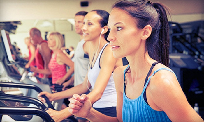 Anytime Fitness - Northwest Tampa: One-, Three-, or Six-Month Membership at Anytime Fitness (Up to 69% Off)