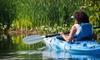 Kinni Creek Lodge and Outfitters - Upper Kayak Park & Kinni Jungle Trips Meeting Place: Kayaking the Kinni Jungle Safari for Two, Four, or Six with Drinks from Kinni Creek Lodge and Outfitters (51% Off)