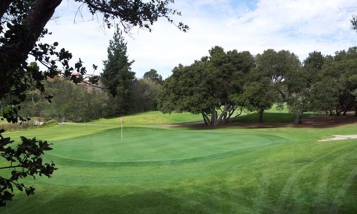 Village Country Club - Village Country Club, Lompoc: Golf Package for One, Two, or Four Including Cart, Range Balls, and Food Voucher at Village Country Club (52% Off)