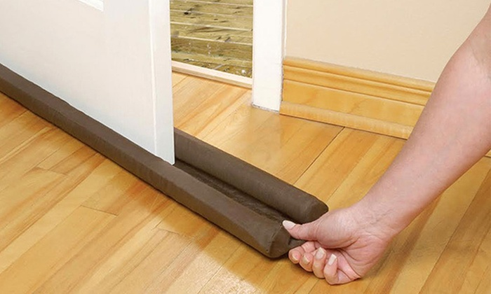 Window Door Draft Guard Stopper Groupon