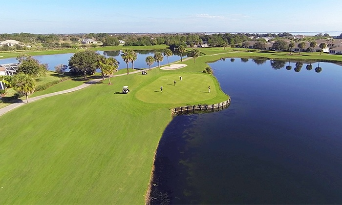 Kissimmee Bay Country Club - Kissimmee Bay: $55 for Five One-Hour Golf Lessons at Kissimmee Bay Country Club ($99 Value)
