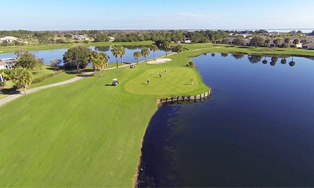 $49 for Five One-Hour Golf Lessons at Kissimmee Bay Country Club ($99 Value)
