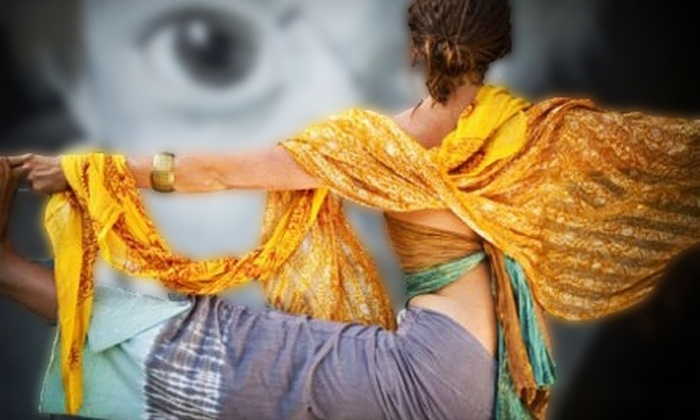 Charleston Power Yoga - Mount Pleasant: $39 for One Month of Unlimited Yoga Classes at Charleston Power Yoga ($100 Value)