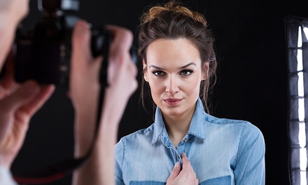 Shooting photo d'1h30 avec mise en beauté et tirages photo pour 1 ou 2 personnes dès 29,90 € à New Time Songs, 10e