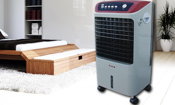 Groupon Goods Global GmbH: Contrôle climatiseur mobile avec la fonction de chaleur ECO-DE ECO-698