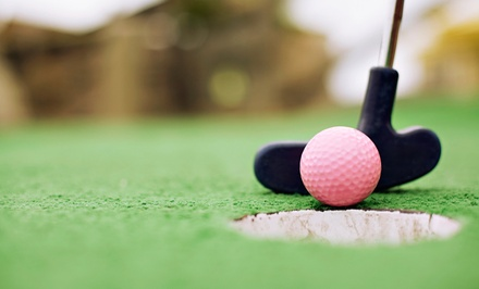 $18 36 Holes of Mini Golf for Four at Laurel Golf Center ($36 Value)