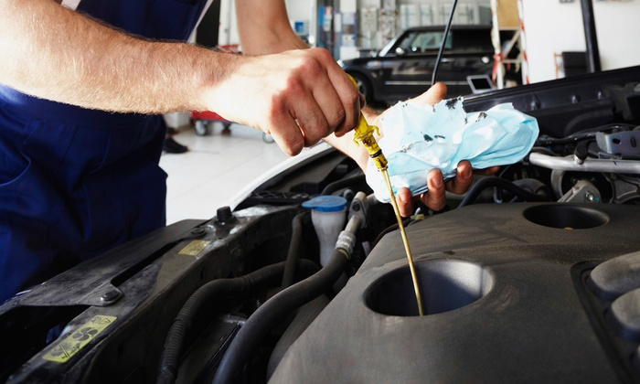 Sheehan Buick GMC - Lighthouse Point: Oil Change with Tire Rotation or $30 for $60 Worth of Automotive Services at Sheehan Buick GMC