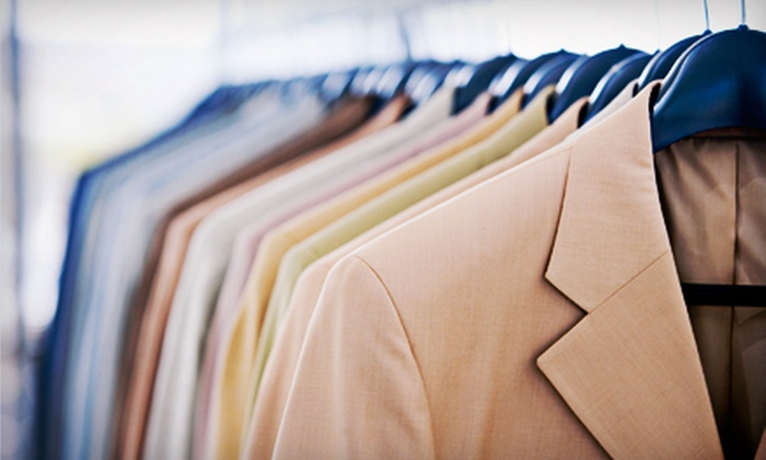 Broadmoor Busy Bee Eco Green Cleaning Centre - Broadmoor: Dry Cleaning Services at Broadmoor Busy Bee Eco Green Cleaning Centre (Up to 55% Off). Two Options Available.