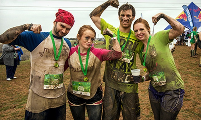 The National MudRunners Association - Filthy Nation: Entry to 5K Mud Run for One, Two, or Four from The National MudRunners Association on Saturday, May 4 (Up to 54% Off)