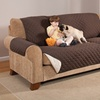Reversible Furniture Protector for a Love Seat, Sofa, or Chair