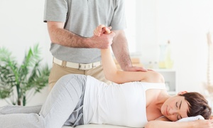 Brodwyn & Associates: Chiropractic Exam with One or Three Adjustments, or Spinal Decompression at Brodwyn & Associates (Up to 77% Off)