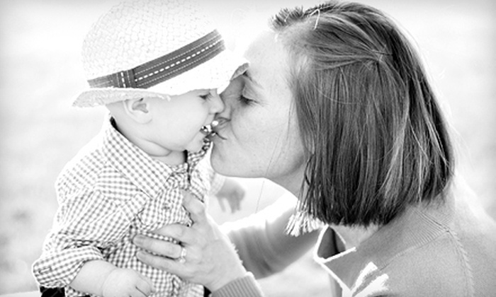 EmilieCarol Photography - Parker: $49 for 60-Minute Photo Shoot with Images from EmilieCarol Photography ($300 Value)
