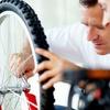 Up to 56% Off Bike Tune-Up or Bike-Light Set
