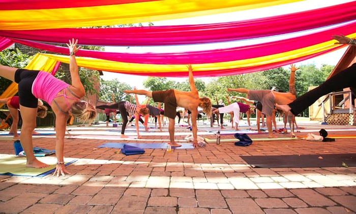 One or Four Days of Admission with Overnight Camping at Sukhava Bodhe Yoga & Music Festival (Up to 57% Off)