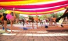 Sukhava Bodhe Yoga festival/Stonehouse Farm LLC - Paw Paw: One or Four Days of Admission with Overnight Camping at Sukhava Bodhe Yoga & Music Festival (Up to 57% Off)