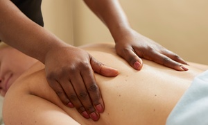 75-Minute Integrative Massages with Neck Wrap and More at Serenity Wellness (Up to 67% Off)