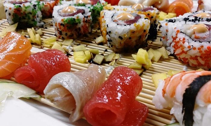 Katakana Sushi Bar - Logan Square: $17 for $30 Worth of Japanese Cuisine at Katakana Sushi Bar
