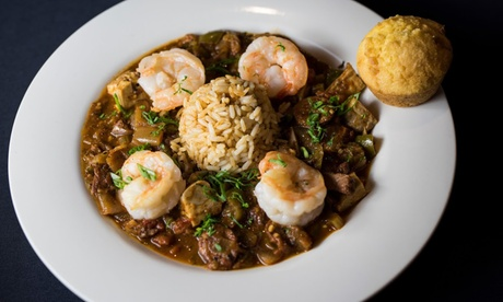 $17 for $30 Toward Cajun Food for Two or More People at Crawdaddy's on Greenfield