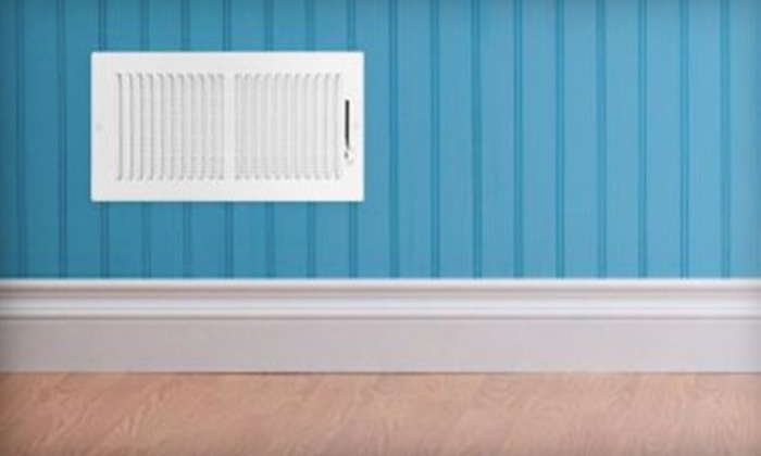 Green Heat Services - San Francisco: $49 for Air-Duct Cleaning with Furnace Inspection and Dryer-Vent Cleaning from Green Heat Services ($299 Value)