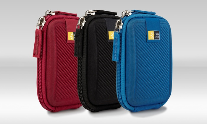 Case Logic Point and Shoot Camera Case: Case Logic Point and Shoot Camera Case in Amaranth, Black, or Blue. Free Returns.