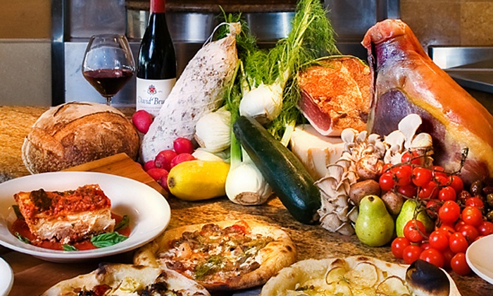 Humble Pie - Kierland Village: $11 for $20 Worth of Gourmet Pizza and American Food at Humble Pie