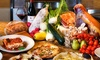 Humble Pie-A - Phoenix - Paradise Valley: $11 for $20 Worth of Gourmet Pizza and American Food at Humble Pie