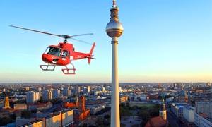 Air Service: 20-minütiger Helikopter-Rundflug über Strausberg und Berlin mit Air Service Berlin für 159 €