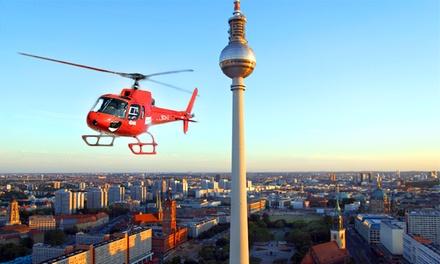 20-minütiger Helikopter-Rundflug über Strausberg und Berlin mit Air Service Berlin für 159 €