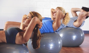 MJG Fitness: 5 or 10 Fitness Classes at MJG Fitness (Up to 60% Off)