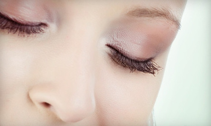 Orange County Permanent Makeup - Newport Beach: Permanent Makeup for the Upper or Lower Eyelids, Both Eyelids, or Brows at Orange County Permanent Makeup (75% Off)