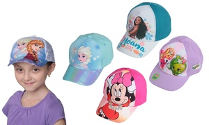Kid's Disney Character Baseball Caps