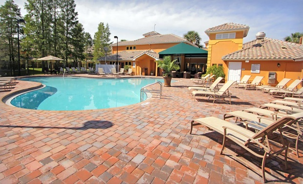 Best Western Premier Saratoga Resort Villas - Kissimmee, Florida: Stay with Optional Welcome Drinks at Best Western Premier Saratoga Resort Villas in Kissimmee, FL. Dates into February.