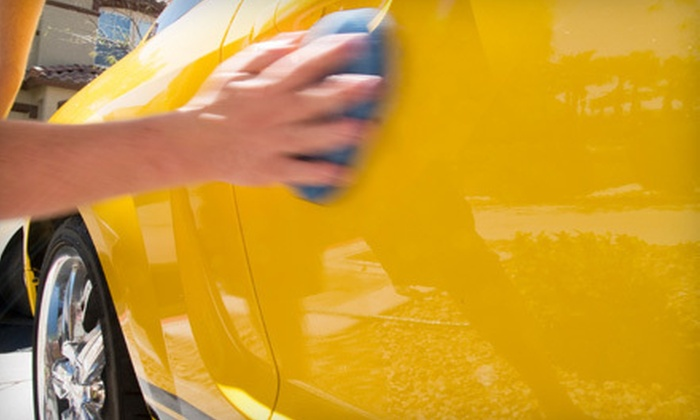 Car Spa Detailing Center - Natick: Complete Interior and Exterior Detail at Car Spa Detailing Center in Natick (Up to 53% Off). Three Options Available.