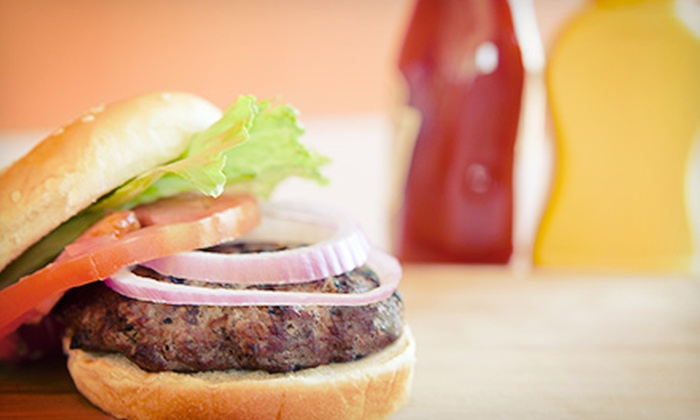 Harrys' Of Arlington - Arlington Heights: Burgers and Beers for Two or Four at Harrys' Of Arlington (Up to 54% Off)